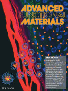 Advanced Functional Materials cover image