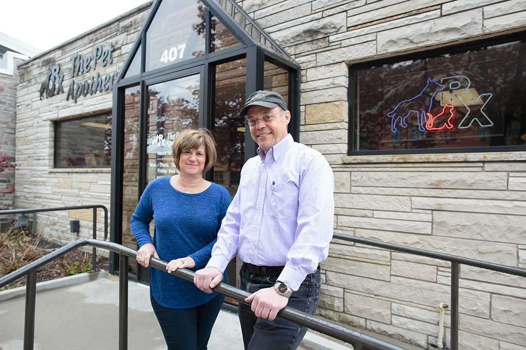 Jeff and Patti Langer