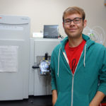 Undergraduate Student in Li Lab - Richard Shipman