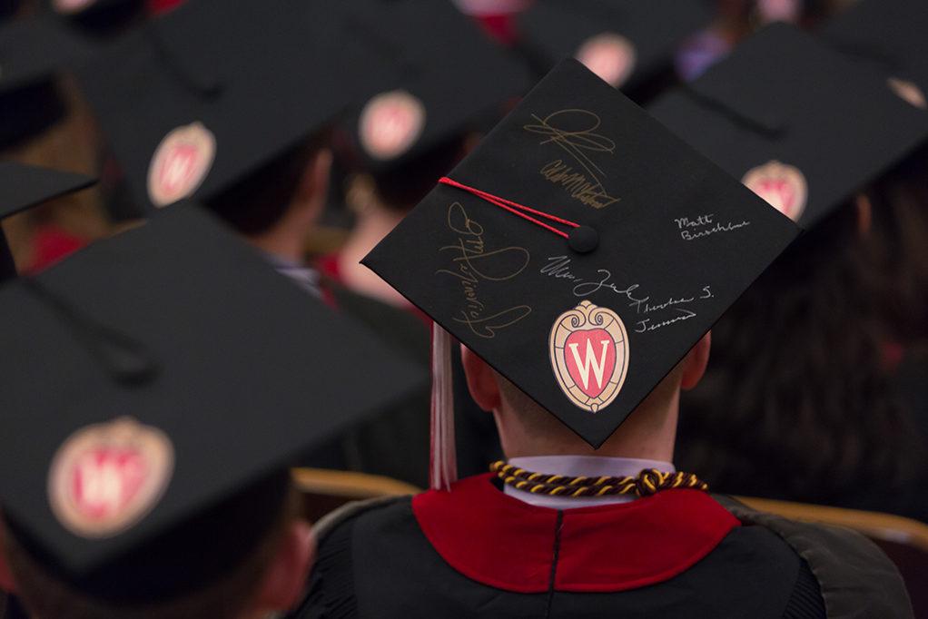 2018 UW-Madison School of Pharmacy Hooding Ceremony